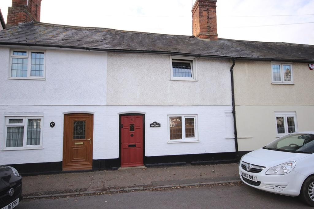 3 Bedrooms Terraced House for sale in High Street, Silsoe, MK45