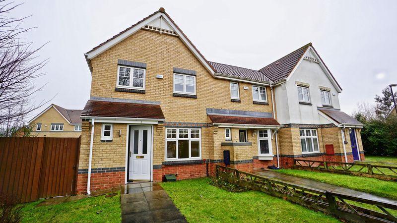 3 Bedrooms Terraced House for sale in Somervyl Avenue Longbenton