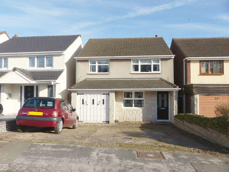 3 Bedrooms Detached House for sale in Park Farm Road, Great Barr