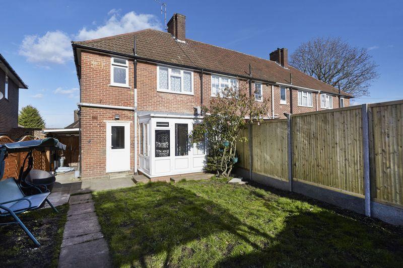 2 Bedrooms End Of Terrace House for sale in Dunkery Road, Mottingham SE9