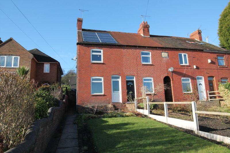 2 Bedrooms Terraced House for sale in East View Terrace, Wrockwardine Wood, Telford