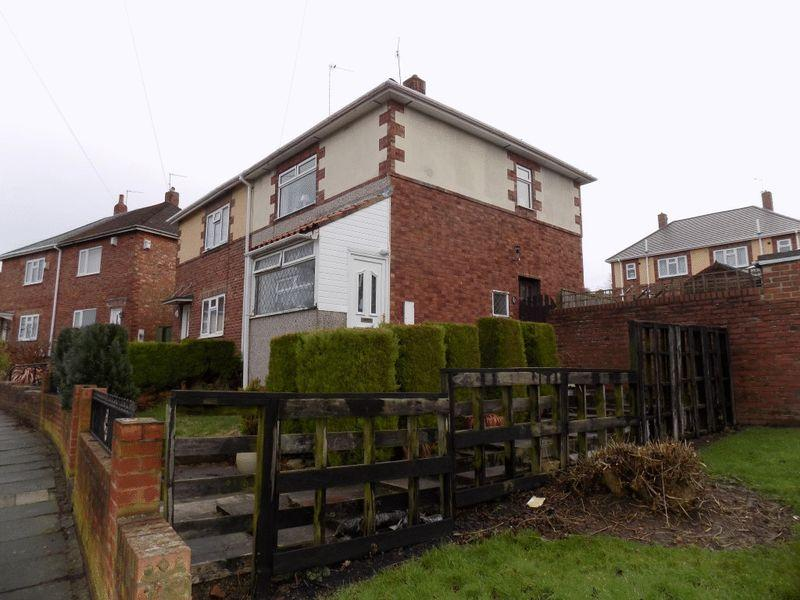 2 Bedrooms Semi Detached House for sale in Welbeck Road, Choppington
