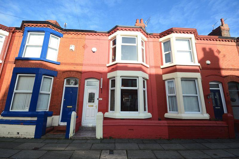 3 Bedrooms Terraced House for sale in Winchfield Road, Liverpool