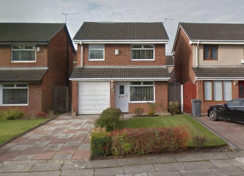 3 Bedrooms Detached House for sale in Grayling Drive, Liverpool