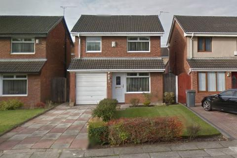 3 bedroom detached house for sale - Grayling Drive, Liverpool