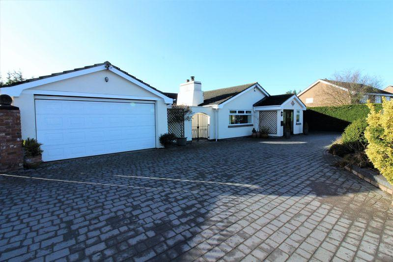 4 Bedrooms Detached Bungalow for sale in Fiddlers Lane, Saughall