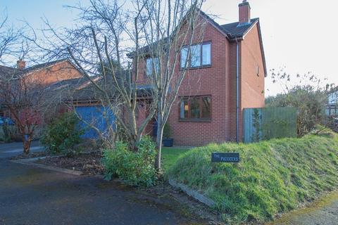 4 bedroom detached house for sale - 1 The Paddocks, Yeoford Meadows, Yeoford