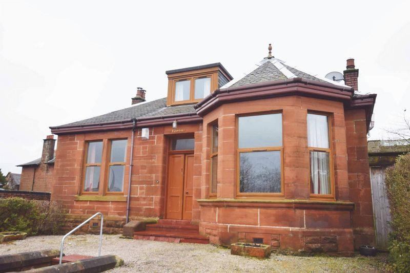 4 Bedrooms Detached Bungalow for sale in 1 John Knox Street, Galston,KA4 8DU