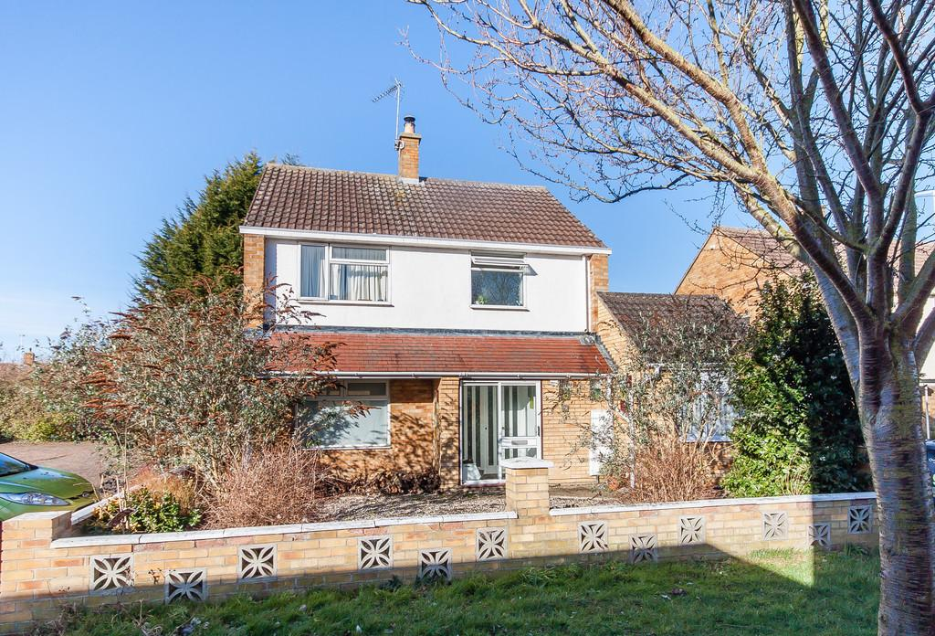 3 Bedrooms Detached House for sale in Acton Way, Cambridge