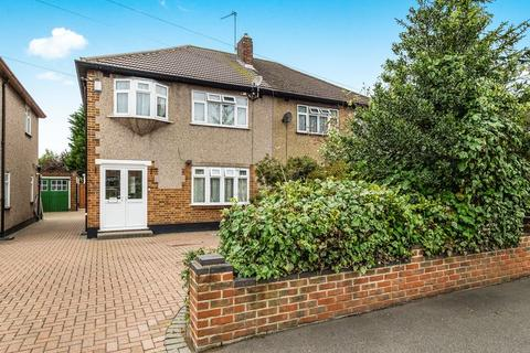 3 bedroom semi-detached house for sale - Pettits Lane North, Rise Park, Romford