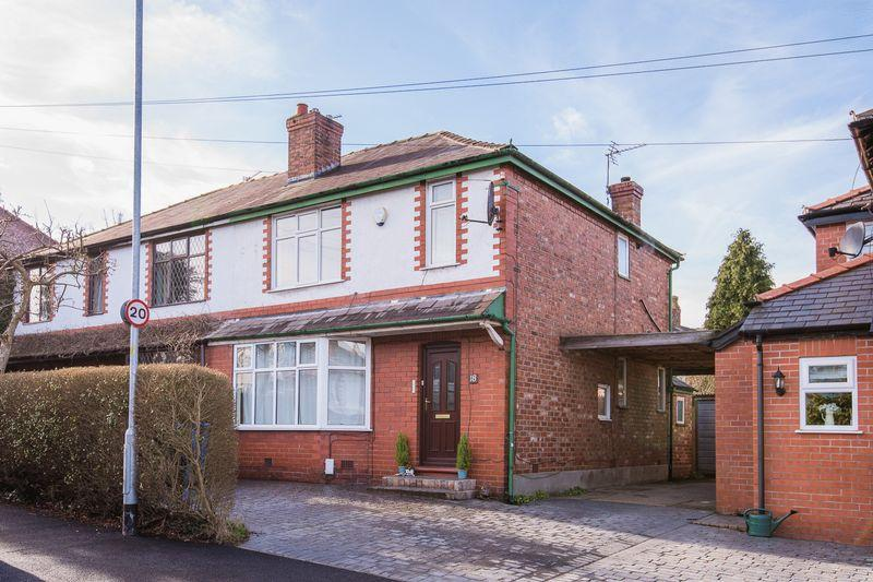 3 Bedrooms Semi Detached House for sale in Clarence Road, Warrington