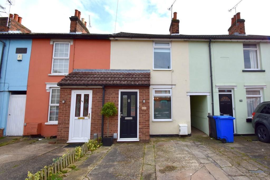 2 Bedrooms Terraced House for sale in York Road, Ipswich, IP3 8BX