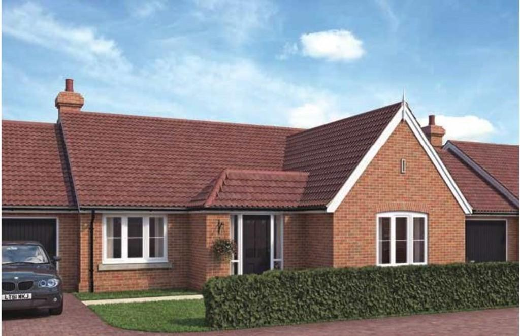 3 Bedrooms Detached Bungalow for sale in Summers Park, Lawford, Manningtree