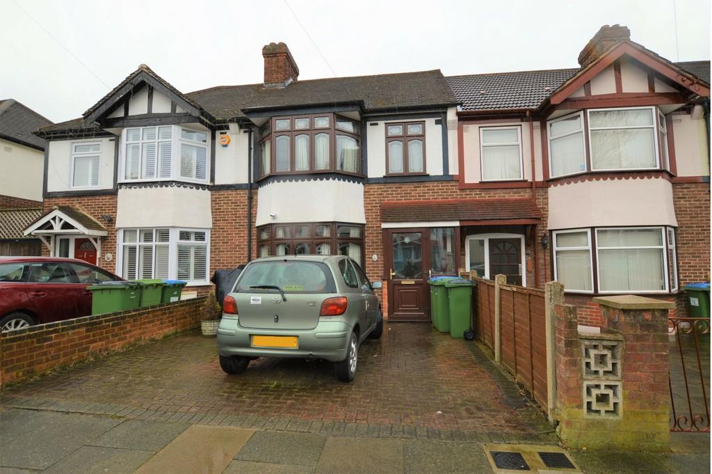 3 Bedrooms Terraced House for sale in Elibank Road, Eltham Park SE9