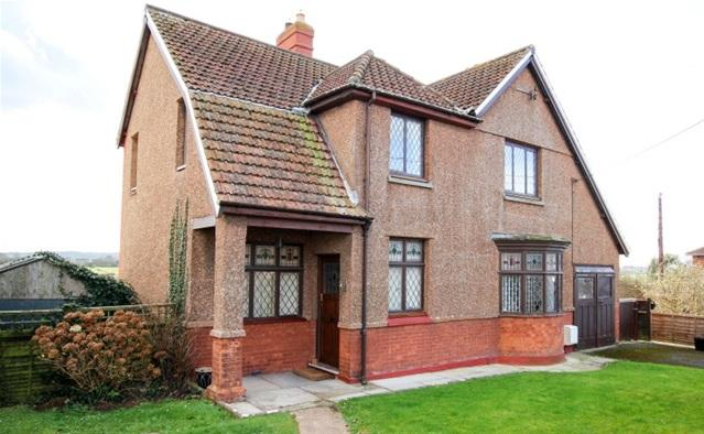 4 Bedrooms Detached House for sale in Wembdon Hill, Wembdon, Bridgwater
