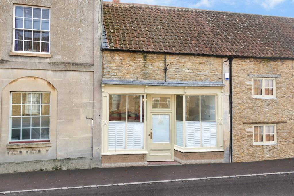 3 Bedrooms Terraced House for sale in Bath Road, Beckington