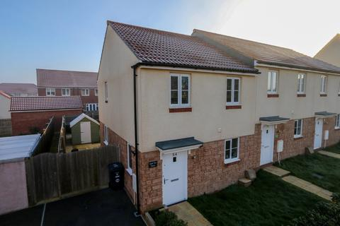 2 bedroom end of terrace house for sale - Barn Orchard, Cranbrook