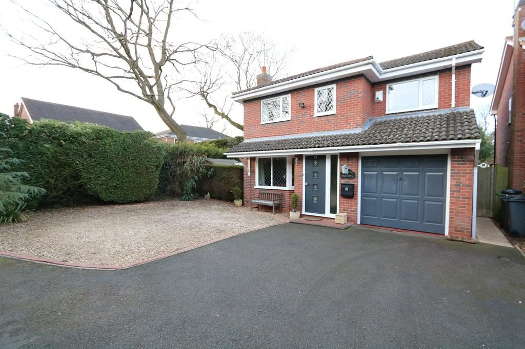 4 Bedrooms Detached House for sale in Glendon Way, Dorridge