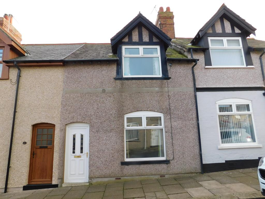 3 Bedrooms Terraced House for sale in 23 Hogue Street
