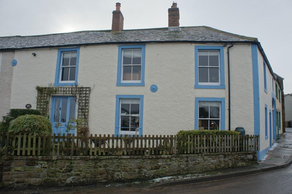 3 Bedrooms Cottage House for sale in Bowness-on-Solway