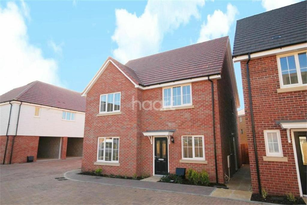 4 Bedrooms Detached House for sale in The Eversden, Saxon Fields, Blofield