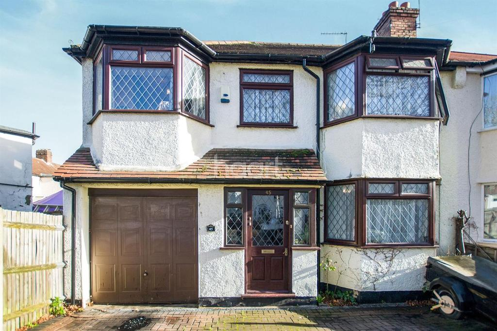 5 Bedrooms Semi Detached House for sale in Oak Grove Road, Anerley, SE20