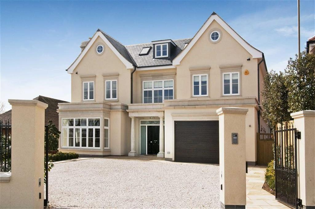 7 Bedrooms Detached House for sale in Beech Hill Avenue, Hadley Wood, Hertfordshire