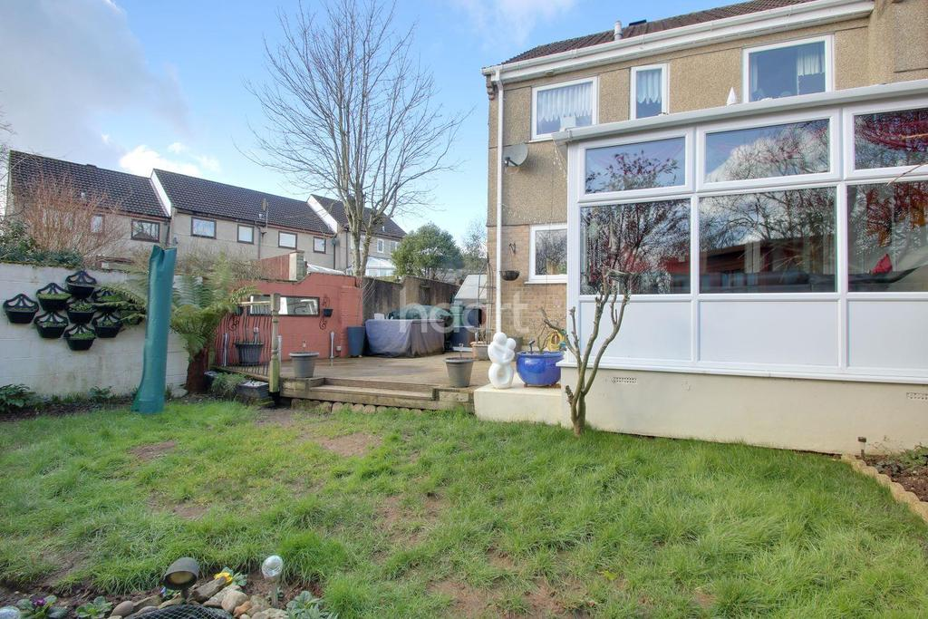 3 Bedrooms End Of Terrace House for sale in Churchlands Road, Woolwell