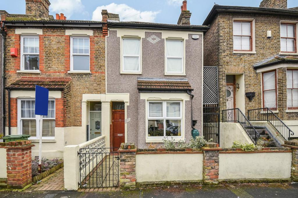 3 Bedrooms End Of Terrace House for sale in Ronver Road, Lee