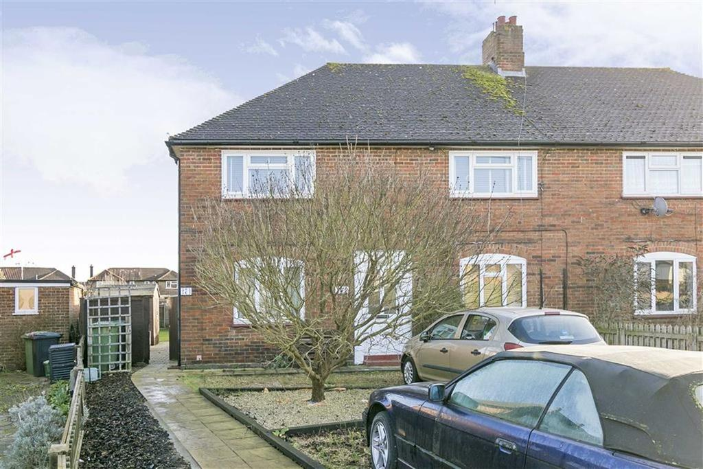 2 Bedrooms Maisonette Flat for sale in Hook Road, Epsom, Surrey