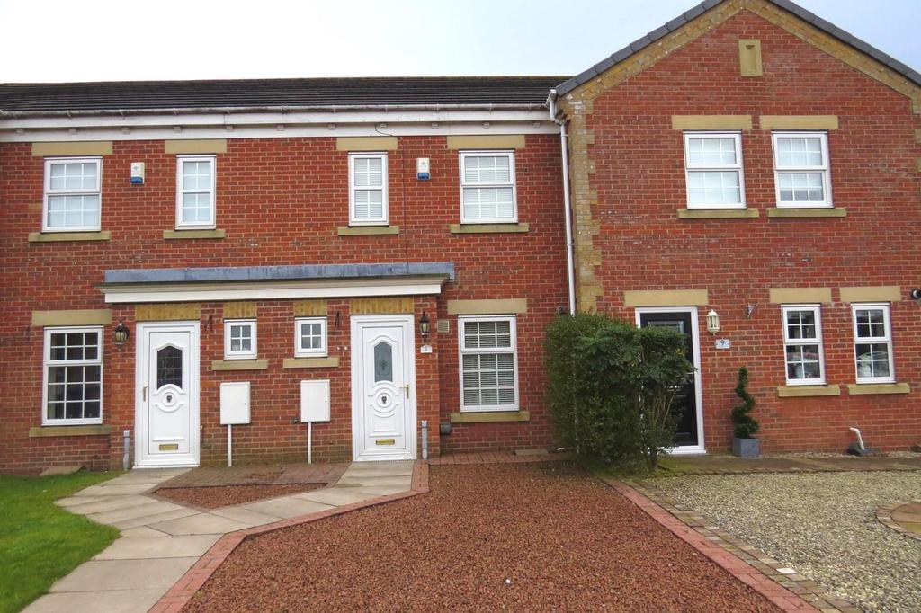 2 Bedrooms Terraced House for sale in Cheltenham Court, Orchid Meadows, Ashington