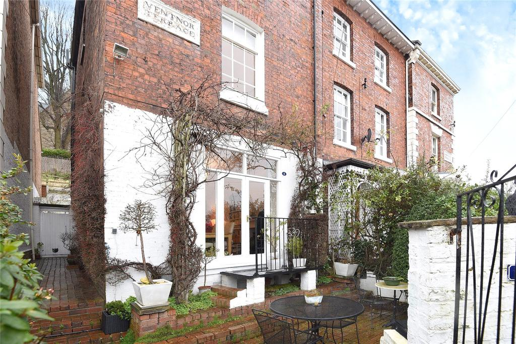 3 Bedrooms End Of Terrace House for sale in Ventnor Terrace, Lincoln, LN2