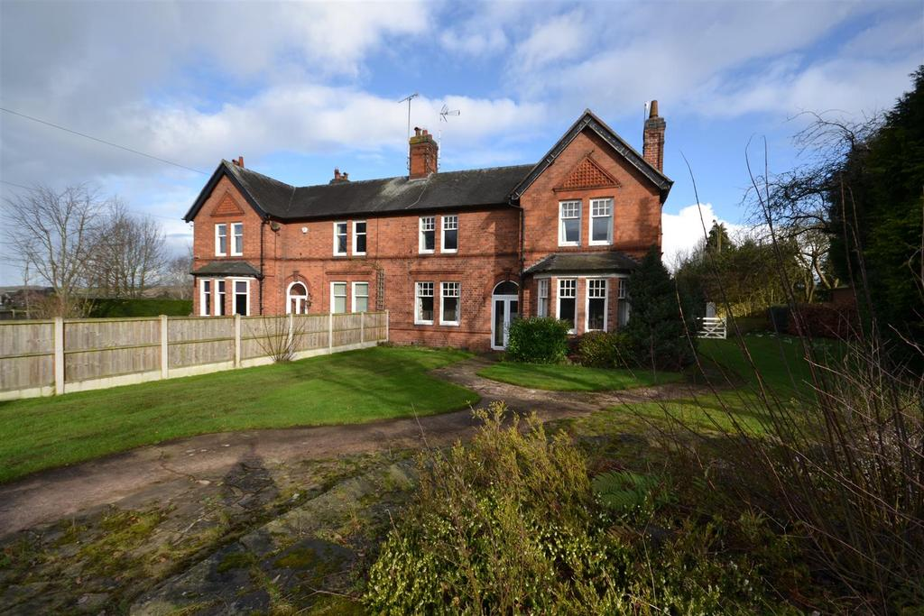 4 Bedrooms Unique Property for sale in The Woodside, Baldwins Gate, Newcastle