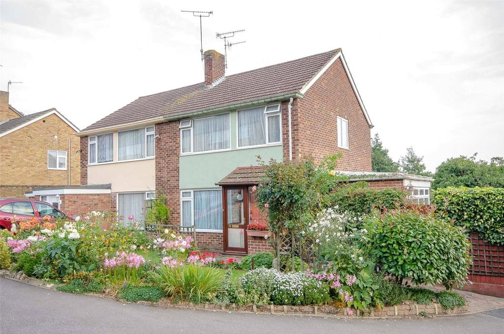 3 Bedrooms Semi Detached House for sale in Roseholme, Maidstone, Kent, ME16