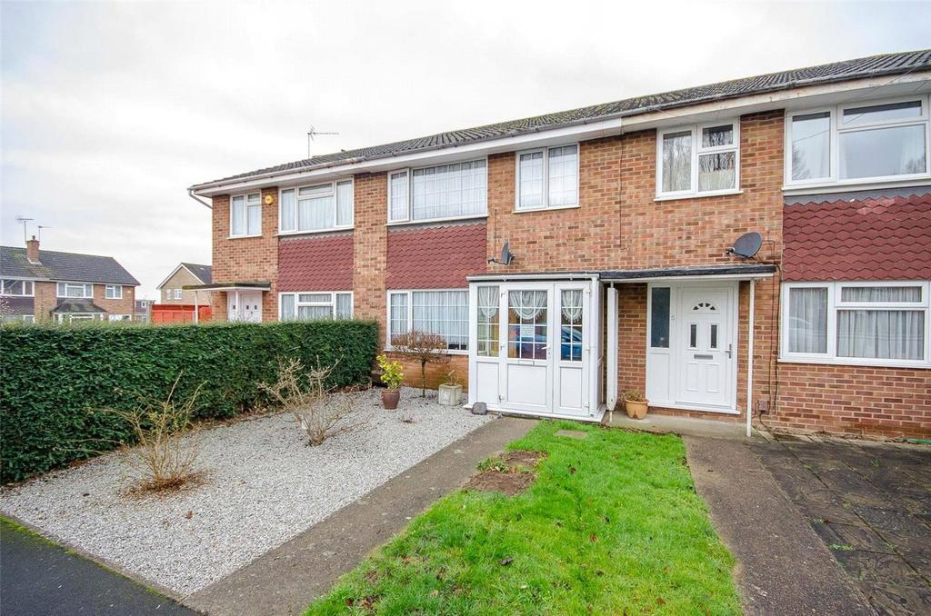 3 Bedrooms Terraced House for sale in Ashurst Road, Maidstone, Kent, ME14