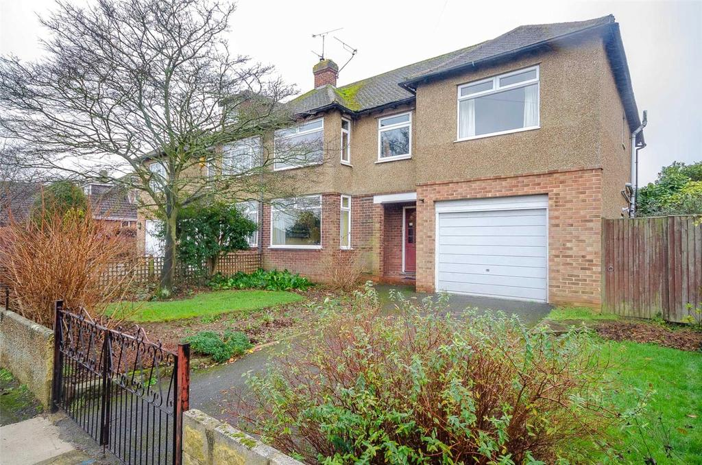 5 Bedrooms Semi Detached House for sale in Headingley Road, Maidstone, Kent, ME16