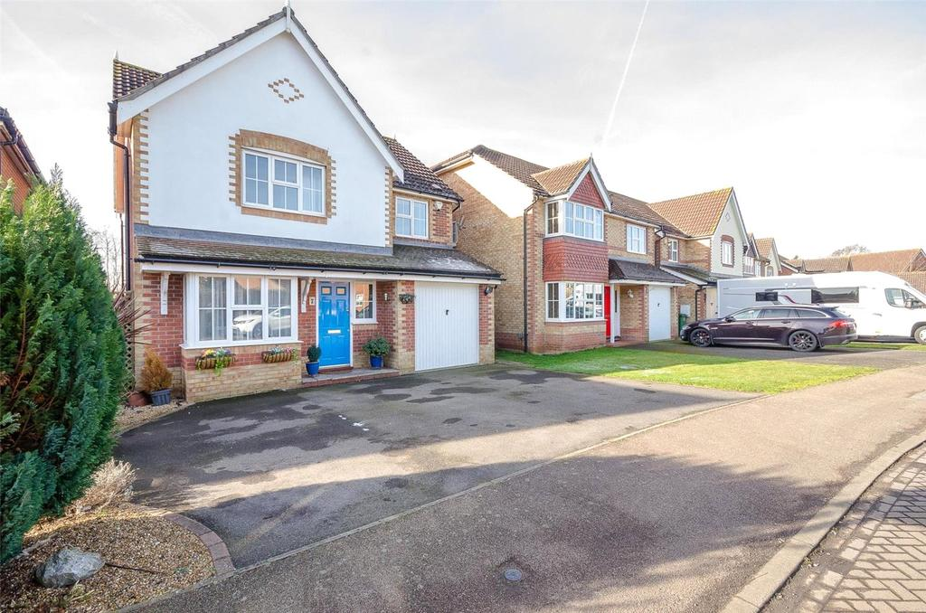 5 Bedrooms Detached House for sale in Joy Wood, Maidstone, Kent, ME17