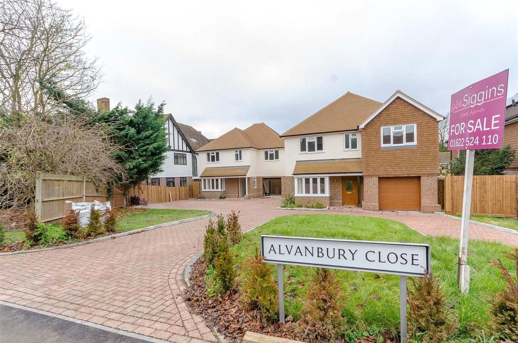 4 Bedrooms Detached House for sale in Sevington Park, Maidstone, Kent, ME15