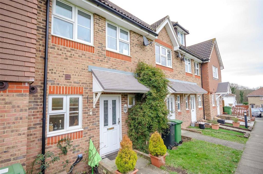 3 Bedrooms Terraced House for sale in Brennan Mews, Maidstone, Kent, ME16