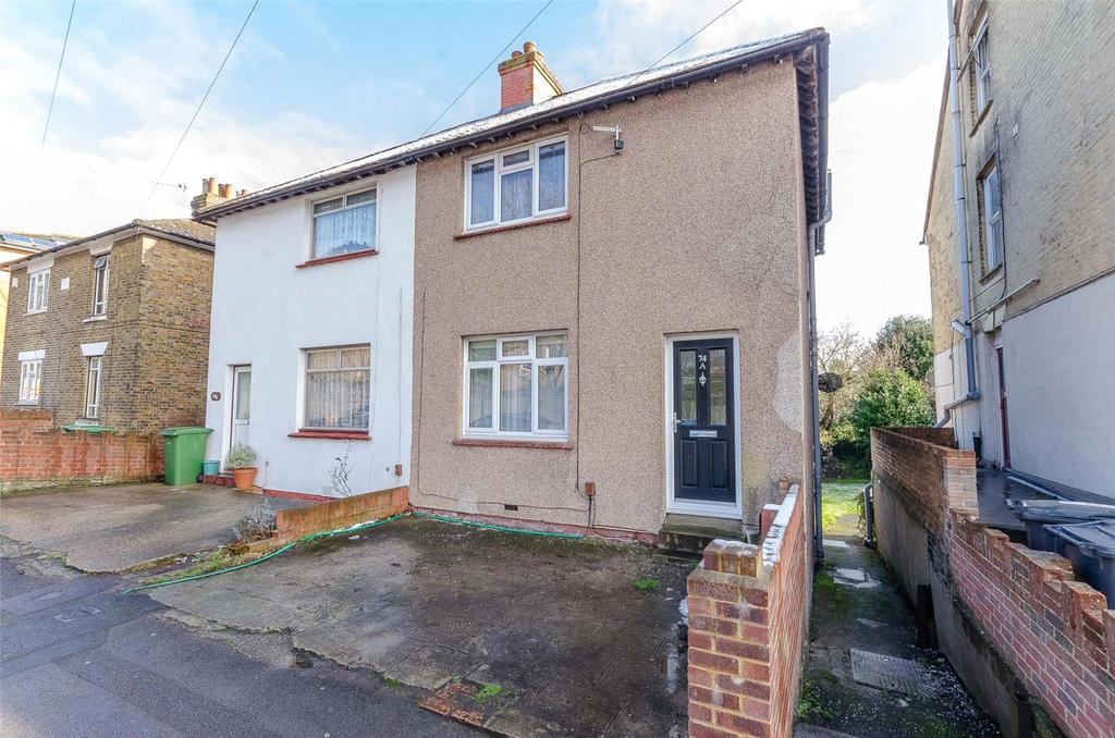 2 Bedrooms Semi Detached House for sale in Peel Street, Maidstone, Kent, ME14