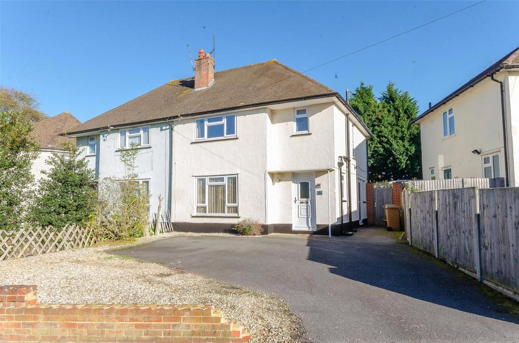 3 Bedrooms Semi Detached House for sale in Middlesex Road, Maidstone, Kent, ME15