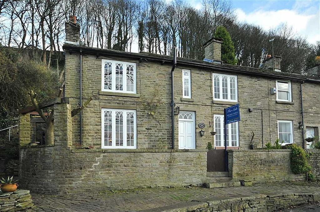 3 Bedrooms End Of Terrace House for sale in Higher Lane, Kerridge, Macclesfield