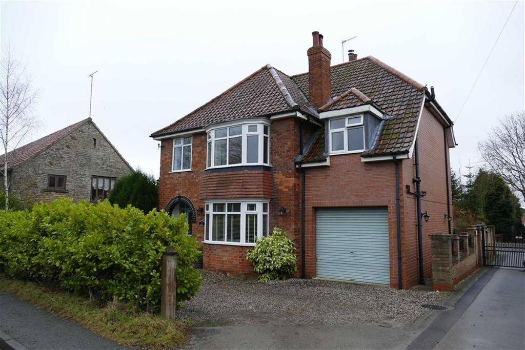 4 Bedrooms Detached House for sale in Westgate, North Newbald