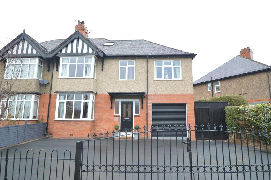 4 Bedrooms Semi Detached House for sale in 14 Kenwood Road, Copthorne, Shrewsbury SY3 8AH