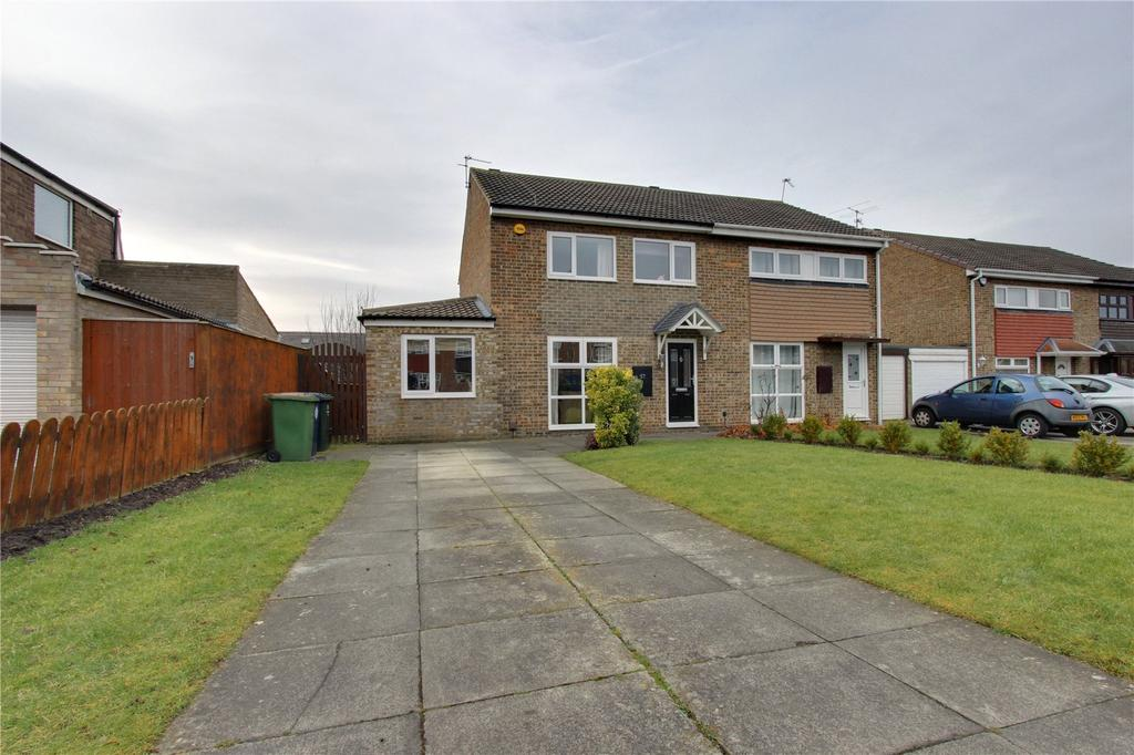 3 Bedrooms Semi Detached House for sale in Westminster Close, Eston