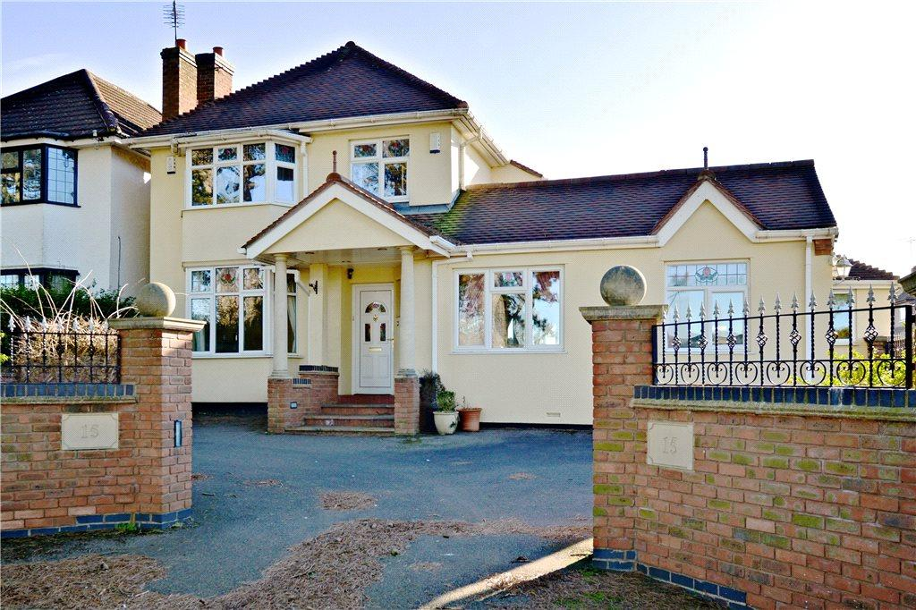 4 Bedrooms Detached House for sale in North Western Avenue, Kingsthorpe, Northamptonshire
