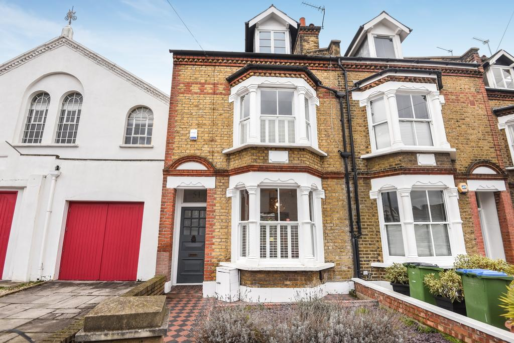 3 Bedrooms Terraced House for sale in Old Woolwich Road Greenwich SE10