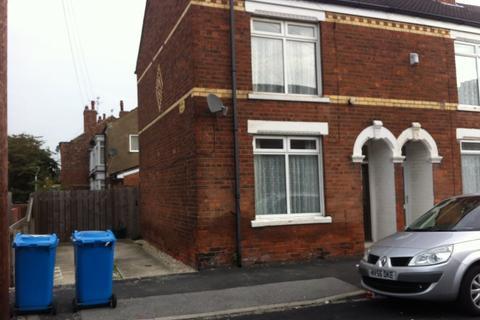 2 bedroom terraced house to rent - Raglan Street, Hu5
