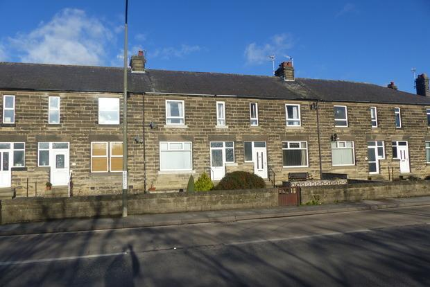 3 Bedrooms Terraced House for sale in Lime Tree Avenue, Darley Dale, Matlock, DE4