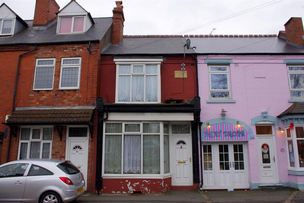 2 Bedrooms Terraced House for sale in Long Lane, Halesowen